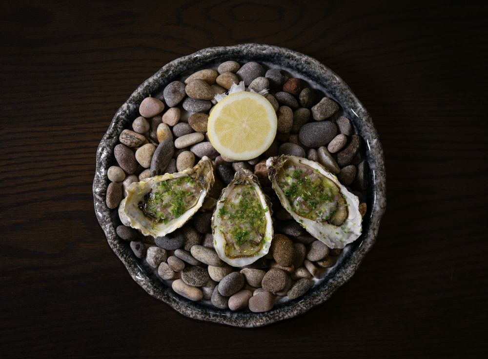 Isaac's Restaurant Oysters